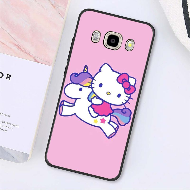 Hot Offer 6dad0f Babaite Cute Kawaii Hello Kitty Phone Case Cover For Samsung Galaxy J7 J6 J8 J4 J4plus J7 Duo J7neo J2 J7 Prime Il Mp3monkey Co