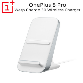 For OnePlus 8 Pro Original OnePlus Warp Wireless Charger 30W Wireless Charging Quick Charge OnePlus 8 Pro mobile phone