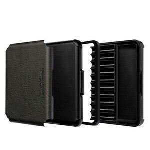 Image 2 - Jinxingcheng 4色タバコボックスiqos 3デュオボックスパックポータブルタバコの箱喫煙タバコiqosケース