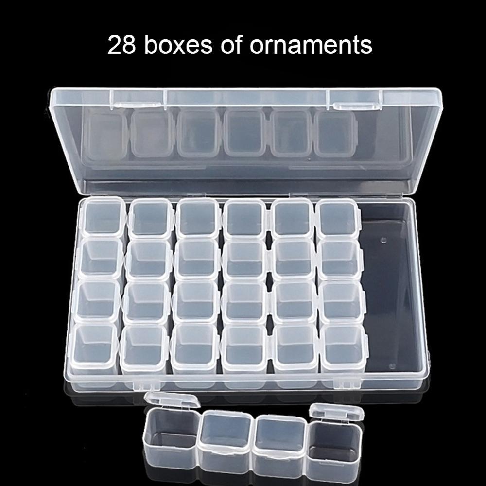 28 Сетки Коробка для таблеток держатель для хранения лекарств контейнер для хранения лекарств коробка для хранения Art Alex прозрачный Органайзер медицинский инструмент