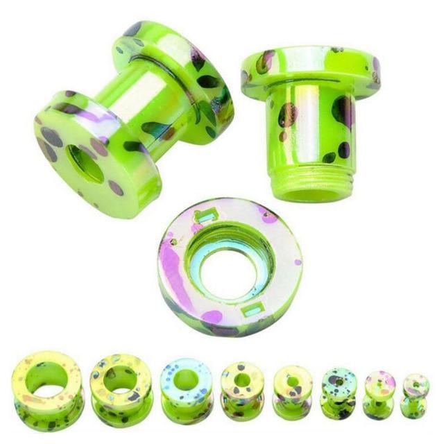 2pcs/lot Acrylic Ear Plugs...