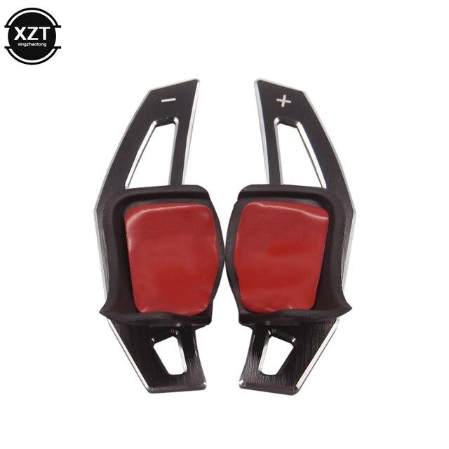 Plaquettes de changement de direction en aluminium | Pour volkswagen VW Tiguan Golf MK6 GTI Jetta MK5 Passat B6 CC Scirocco R36 R20