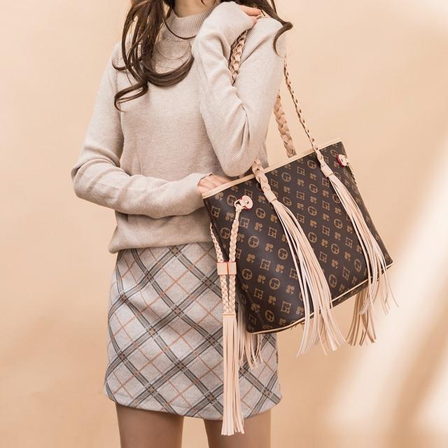 New Fashion Fringed Bag  4