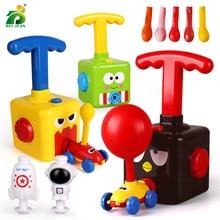 Voiture miniature avec dispositif de lancement à puissance inertielle, jouet éducatif pour les enfants, idéal pour l'initiation au concept scientifique à partir de 3 ans, excellent cadeau,
