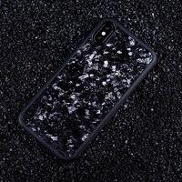 Iphone X XS XR XS 最大ケースカバー 100% ビジネスリアル鍛造炭素繊維ケース iphone 7 8 7 プラス 8 プラス新スタイル -