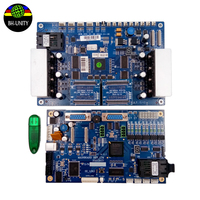 whole set Galaxy dx5 head board main board for eco solvent printer dx5 printhead carriage / mother board galaxy printer