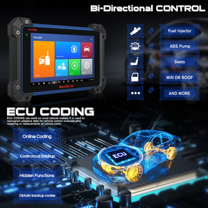 Image 2 - Autel IM608PRO מתקדם מפתח תכנות כל מערכת אבחון כלי w/ XP400 פרו מפתח מתכנת ECU קידוד שדרוג IM608 & IM508