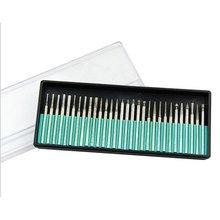 цена на Electric Grinder Set Accessories Diamond Grinding Pin 3mm Grinding Pin Electric Grinder Accessories Jade Grinding