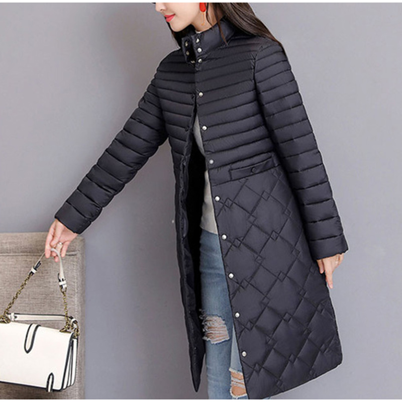 2019 Parkas Women Winter Coat Parkas Plue Size 5XL Cotton Jacket Parkas For Women Winter Long Thick Warm Cotton Outwear
