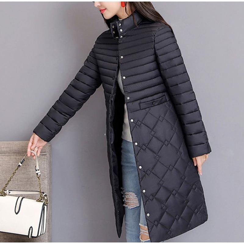 2019 Parkas Women Winter Coat Parkas Plue Size 5XL Cotton Jacket Parkas For Women Winter Long Thick Warm Cotton Outwear