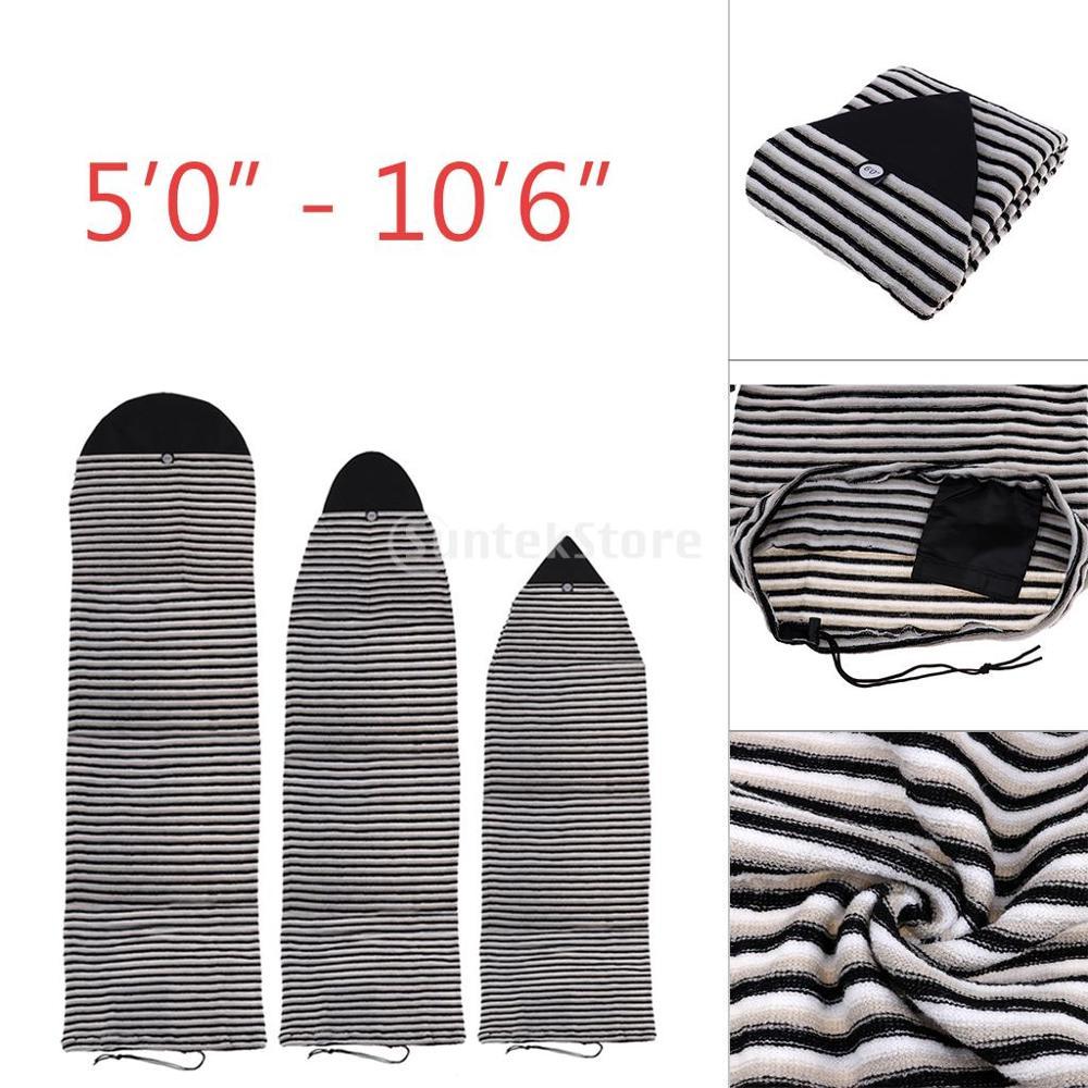 Élastique planche de surf chaussette housse de rangement de protection sac de voyage Sports nautiques surf accessoires-26 tailles au choix - 2