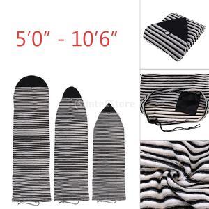 Image 2 - Meia elástica de prancha de surf, cobertura protetora de armazenamento para viagem, esportes aquáticos, surf, acessórios com 26 tamanhos, escolha