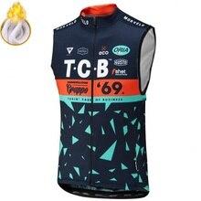 Morvelo зимний теплый флисовый жилет для велоспорта мужской безрукавный велосипедный жилет Спортивная одежда для улицы Ropa Ciclismo Hombre Invierno