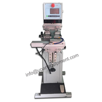 open inkwell 2 color serigraphica machine with shuttle