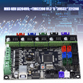 Mks Gen L Kit Scheda Madre con 5x TMC2208 V1.2 + Dissipatore di Calore Set per 3D Stampante VH99