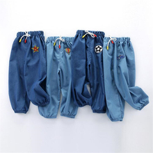 Boys Girls Jeans for Kids Spring Autumn Trousers Children Jeans Kids Fashion Denim Pants Baby Boys Jean Infant Clothing cheap Cindy YoYo CN(Origin) Unisex 7-12m 13-24m 25-36m 3-6y Cartoon Loose HHKZ11 Full Length Polyester Linen Acrylic Casual Fits true to size take your normal size