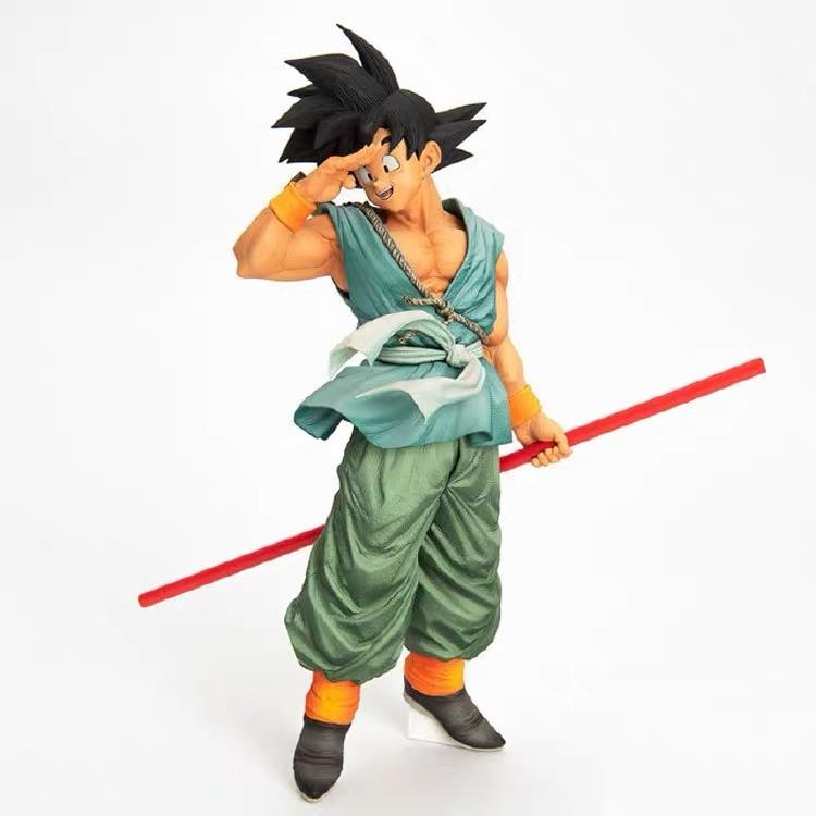 Presale May Banpresto Dragon Ball Super BWFC 10th SMSP Son Goku PVC Action Figure Model Figurine