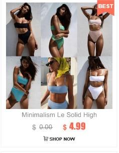 H0977ccc1b4db4d58b4660e0b22bab7f1y Minimalism Le Lace-up Patchwork Bikinis Sexy Push Up Swimwear Women Solid Bow Bandage Bathing Suit Plus Size Beachwear Swimsuit