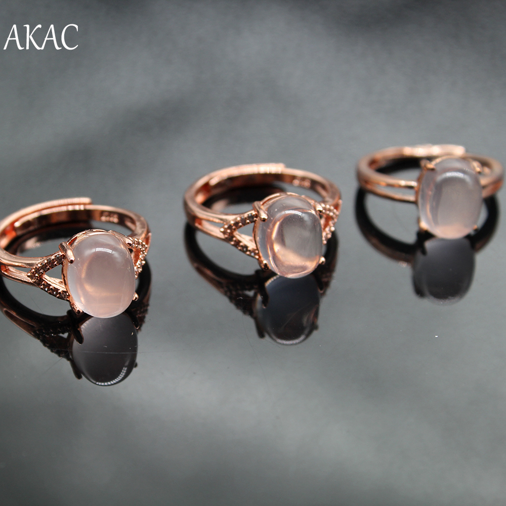 Star Angel aura agate adjustable ring