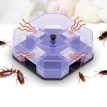 Креативный полезный таракан дом роашер насекомые жуки ловушка уничтожитель ловушка для ловли тараканов инструменты для захвата