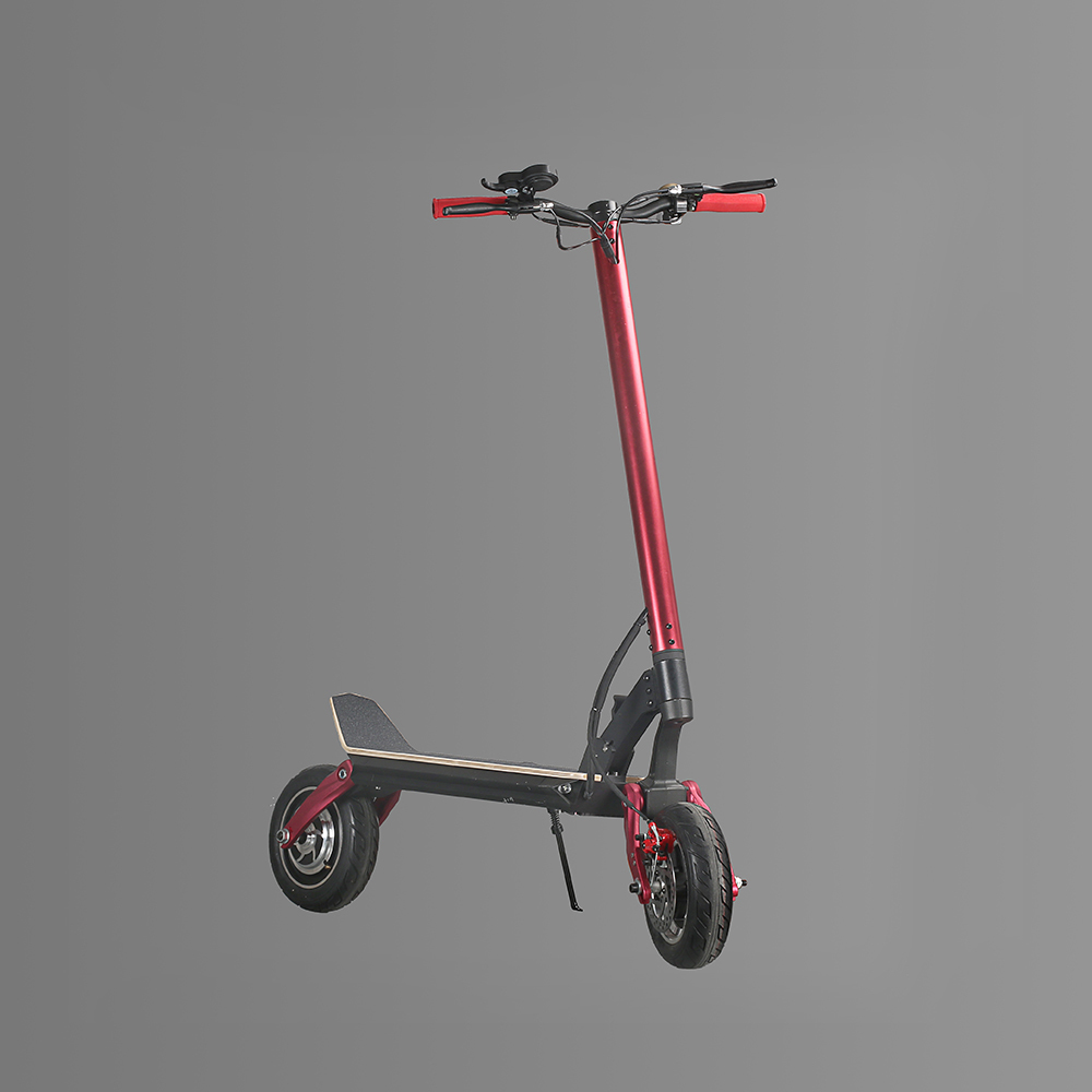 EcoRider E4-8 48V 2000W Folding Electric Scooter for Adult with Lithium Battery