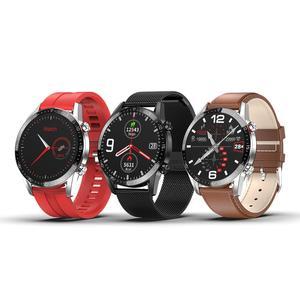 Image 5 - L13 montre intelligente moniteur de fréquence cardiaque hommes femmes Smartwatch IP68 étanche Fitness Tracker sport Bluetooth appel PK DT98 DT78