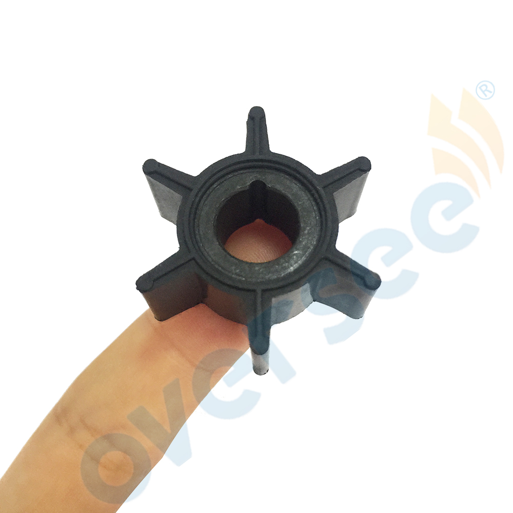 369-65021 Impeller For Tohatsu 3.5 5HP HANKAI 6HP Outboard Motor 2T 369-65021-1 Mercury 47-16154