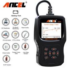 Automotive Scanner Battery-Tester Car-Engine-Diagnostic-Tool Ancel OBD2 AD530 Code-Reader