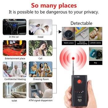 Camera GSM Audio Bug Finder - Speedy Delivery USA 6