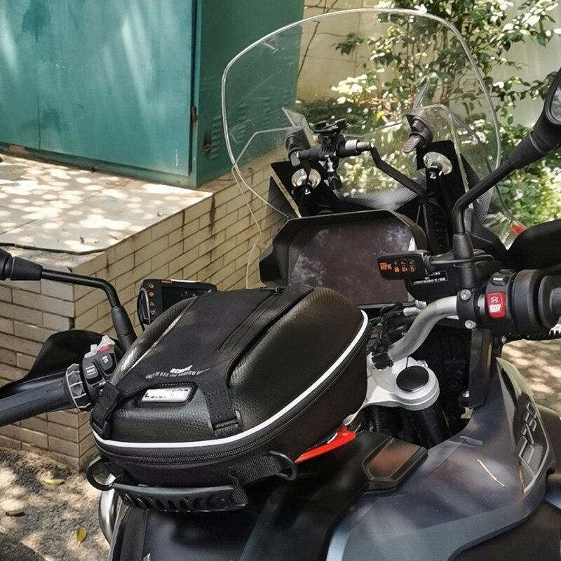 sacos do tanque da motocicleta para kawasaki 01