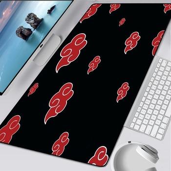 Podkładka pod mysz z Anime Naruto 900x400mm wzór HD duża podkładka pod mysz komputerowa fajna Gaming Cartoon XXL podkładka pod mysz klawiatura biurko podkładka pod mysz tanie i dobre opinie MLLSE RUBBER Zdjęcie