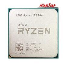 AMD Ryzen 5 2600 R5 2600 3,4 GHz Sechs-Core Zwölf-Gewinde 65W CPU Prozessor YD2600BBM6IAF Buchse AM4