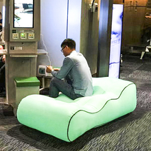 Outdoor Furniture Inflatable Bed Seats Portable Air Sofa Chair Home Garden Beach Swimming Pool Patio Furniture Air Couch Lounger cheap 210T oxford nylon ripstop CN(Origin) Modern Sun Lounger S 120*60*25cm M 145*70*35cm L 190*85*40cm 2325184 BB1832