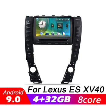 Android 9.0 8 core 4+32G For Lexus ES240 ES350 XV40 2006~2012 Car multimedia Player Navigation GPS radio WiFi BT image