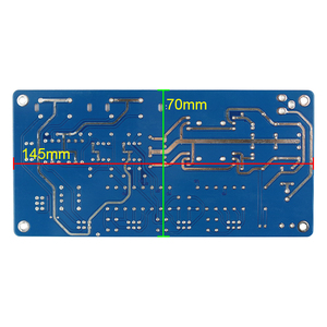 Image 5 - GHXAMP Kits Vorverstärker Ton audio board NE5532 Preamp HIFI Pre amp Baord Höhen, MID, bass Volumen Control Filter Schaltung