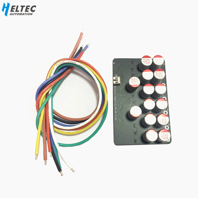 bms LTO 6S 5A Active Equalizer Balancer Lifepo4 Lithium Lipo LTO Battery Energy active equalization module Fit Capacitor image