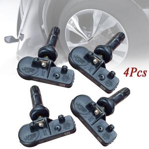 Image 5 - Датчик давления в шинах 13586335 22854866 TPMS, 4 шт., датчик для Cadillac CTS DTS STS SRX Escalade Chevrolet Aveo Captiva Sport