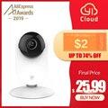 YI 1080p cámara de casa interior IP sistema de vigilancia de seguridad con visión nocturna para casa/oficina/Bebé/Nanny/Pet Monitor iOS Android