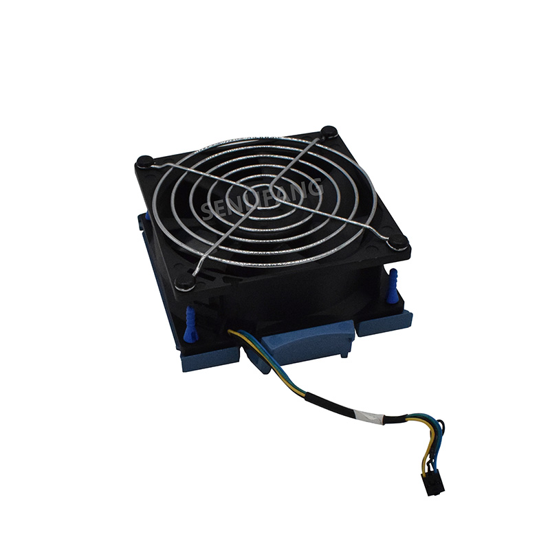 ML110 G7 FAN 80x38mm ASSY 4U G7 Mini Tower 631568-001 644757-001 644758-001 PFB0812GHE-AG77 12V 1.02A 8CM 100% Tested