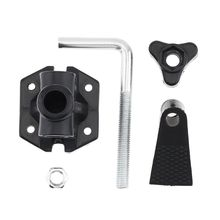 Bracket-Clamp Flash-Holder Mic-Stand Camera Screw for LED Clip-Fittings Hardware Fixed-Metal