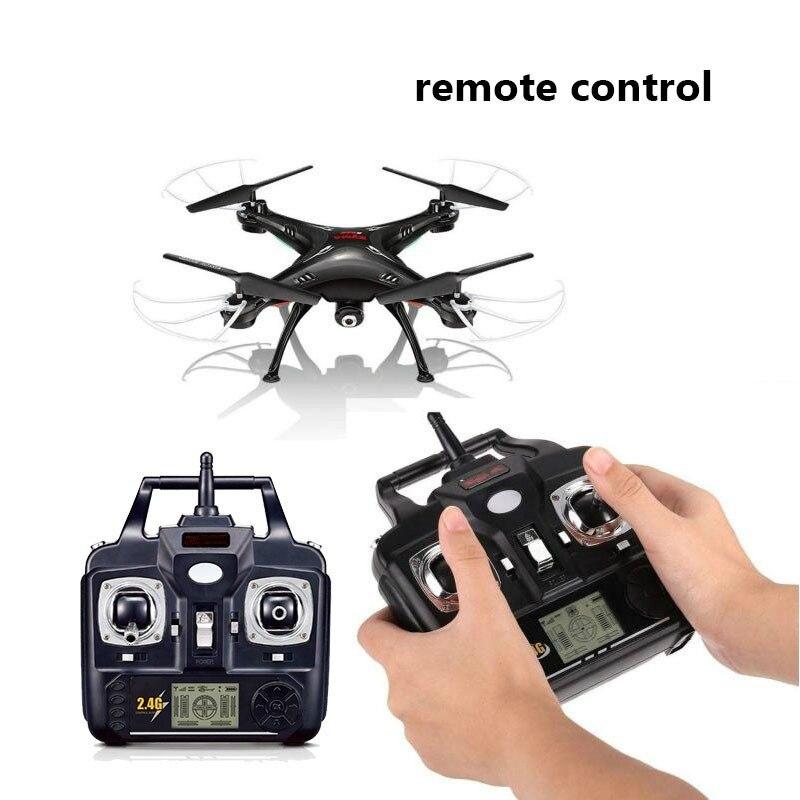 2.4G uzaktan kumanda RC verici Syma X5 X5C X5C-1 X5SW Quadcopter