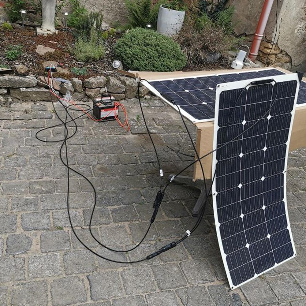 100 w painel solar 18v 100 watt