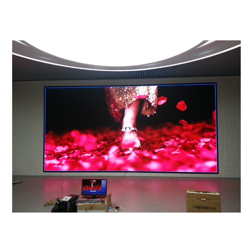128*128dots Die Casting Aluminum 512x512mm Cabinet, P4 SMD High Definition LED Video Wall Screen Outdoor/Indoor LED Display