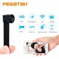 New1080P Mini Wifi Drahtlose kamera batterie Kamera wifi video Sound Aufnahme fernbedienung Bewegung Erkennung Alarm Sicherheit Kamera