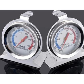 1PC termometry do domu jedzenie temperatura mięsa Stand Up Dial termometr piekarnik ze stali nierdzewnej tanie i dobre opinie CN (pochodzenie) Food Meat Temperature Stand Up Dial Oven Thermometer Piekarnik termometry Gospodarstw domowych termometry