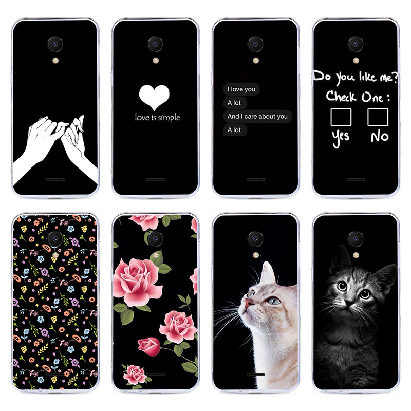 Phone Case For <font><b>Meizu</b></font> <font><b>C9</b></font> Cartoon Patterned Cover Soft Silicone TPU For <font><b>Meizu</b></font> <font><b>C9</b></font> <font><b>Pro</b></font> Phone bags image