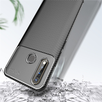 style protective For Vivo Y19 Case Business Style Silicone Rubber Shell Coque TPU Back Phone Cover For Vivo Y19 Protective Case For Vivo Y19 (5)