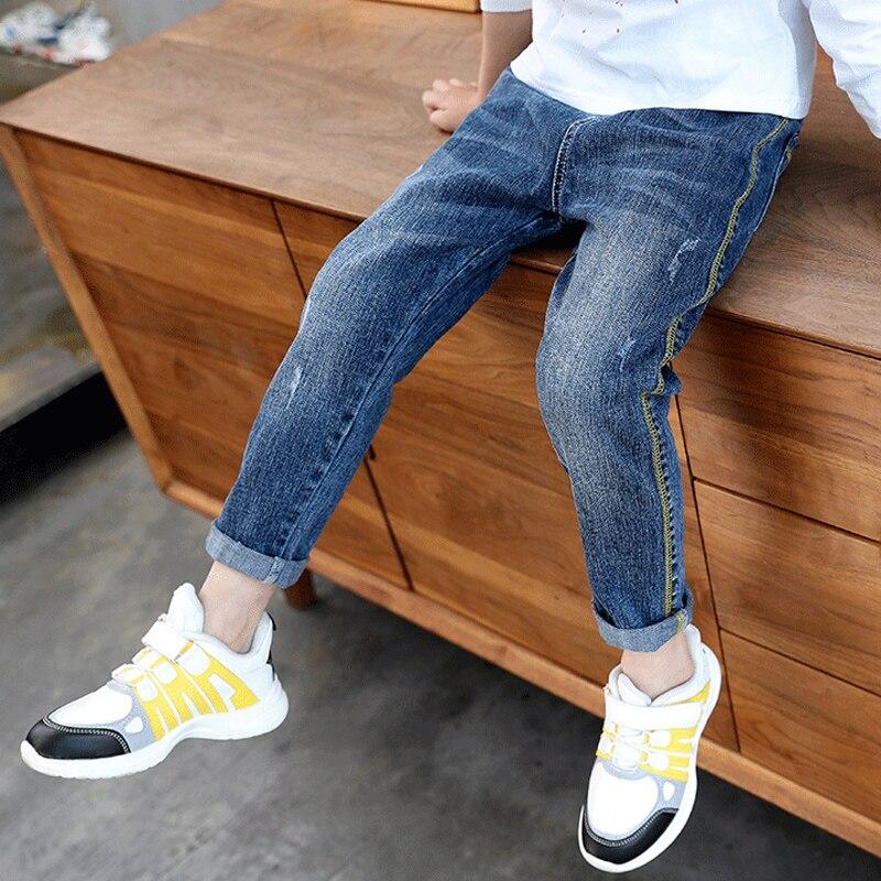 de brim calcas compridas criancas do bebe menino calcas casuais 03