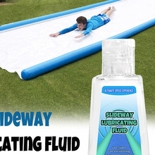 Slide Lubricant Safe Eco-friendly Swimming Pool Liquid Oil