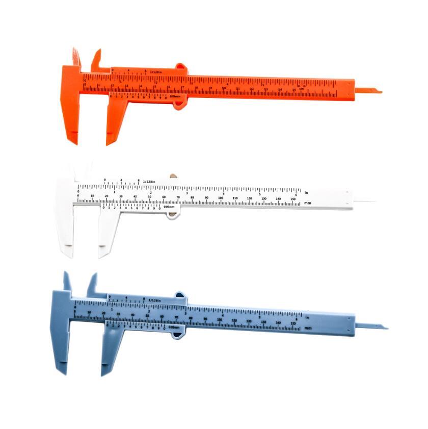 0 150mm de alta precisão vernier caliper mini caliper collectables ferramenta de medição calibre digital estudantes pinças ferramentas Pinças    -